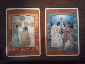 tarot reading 2.19